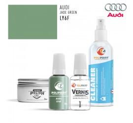 LY6F JADE GREEN Audi