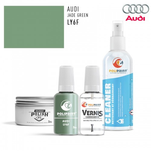 Stylo Retouche Audi LY6F JADE GREEN