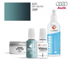 LX6V VERT JADE MET Audi