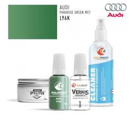LY6K PARADISE GREEN MET Audi