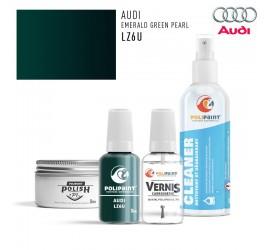 LZ6U EMERALD GREEN PEARL Audi