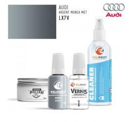 LX7V ARGENT MONZA MET Audi