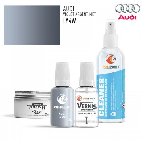 Stylo Retouche Audi LY4W VIOLET ARGENT MET