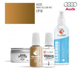 LY1U MAYA YELLOW MET Audi