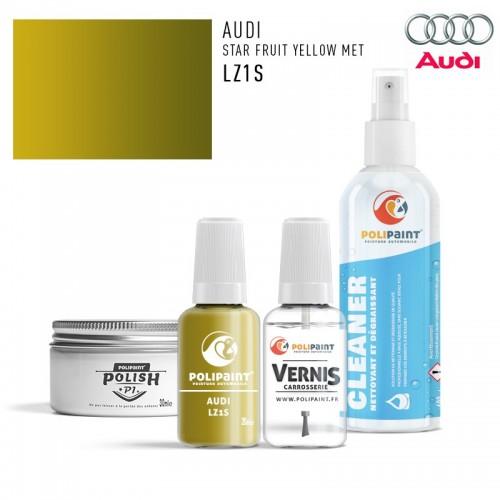 Stylo Retouche Audi LZ1S STAR FRUIT YELLOW MET