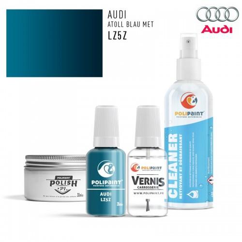 Stylo Retouche Audi LZ5Z ATOLL BLAU MET
