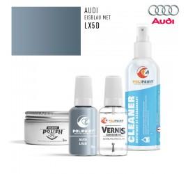 LX5D EISBLAU MET Audi