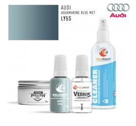 LY5S AQUAMARINE BLUE MET Audi
