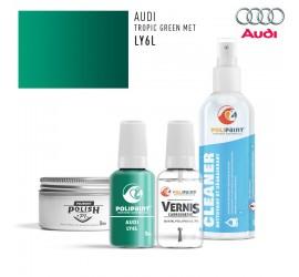 LY6L TROPIC GREEN MET Audi