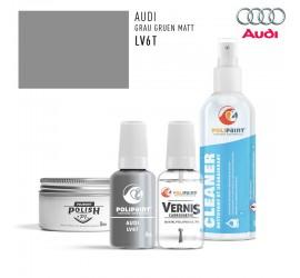 LV6T GRAU GRUEN MATT Audi