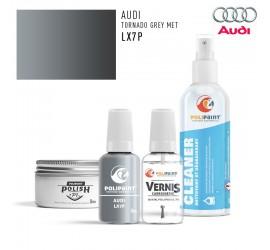 LX7P TORNADO GREY MET Audi