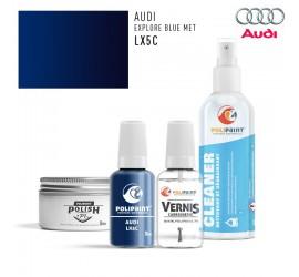 LX5C EXPLORE BLUE MET Audi