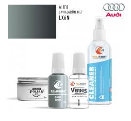LX6N GAVIALGRÜN MET Audi