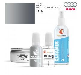 LX7K FLORETT SILVER MET MATTE Audi