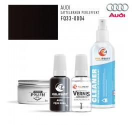 FQ33-0004 SATTELBRAUN PERLEFFEKT Audi