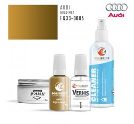 FQ33-0006 GOLD MET Audi