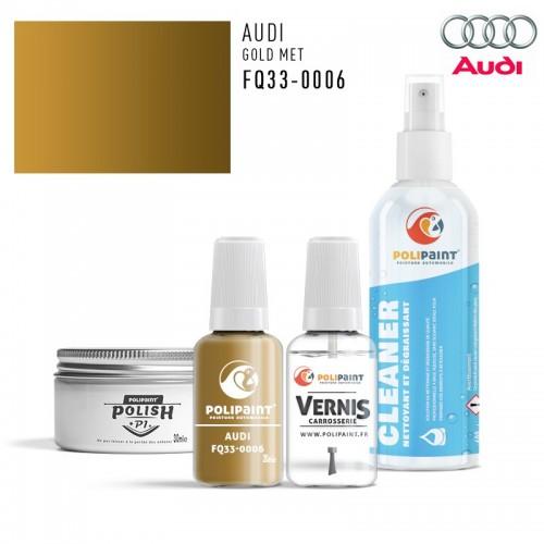 Stylo Retouche Audi FQ33-0006 GOLD MET
