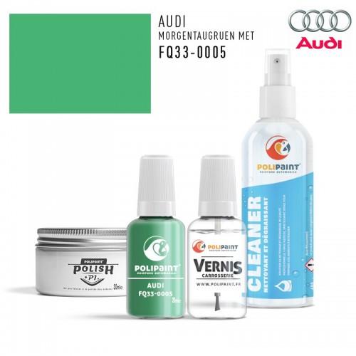 Stylo Retouche Audi FQ33-0005 MORGENTAUGRUEN MET