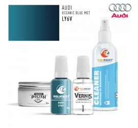 LY6V OCEANIC BLUE MET Audi