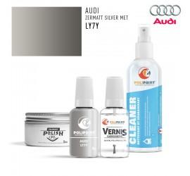 LY7Y ZERMATT SILVER MET Audi