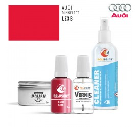 LZ3B DUNKELROT Audi