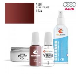 LD3V SIENA RED MET Audi