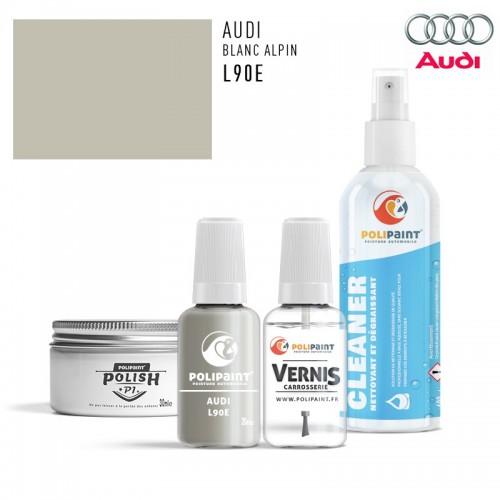 Stylo Retouche Audi L90E BLANC ALPIN