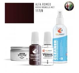 117/B ROSSO BRUNELLO MET Alfa Romeo