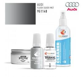 951148 FLASH SILVER MET Audi