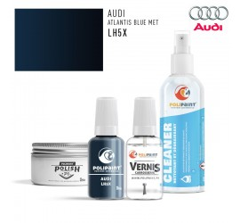 LH5X ATLANTIS BLUE MET Audi