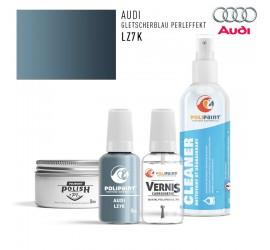 LZ7K GLETSCHERBLAU PERLEFFEKT Audi