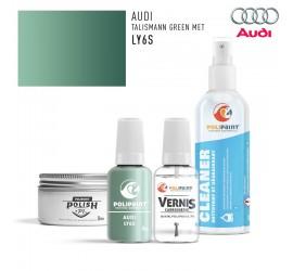 LY6S TALISMANN GREEN MET Audi