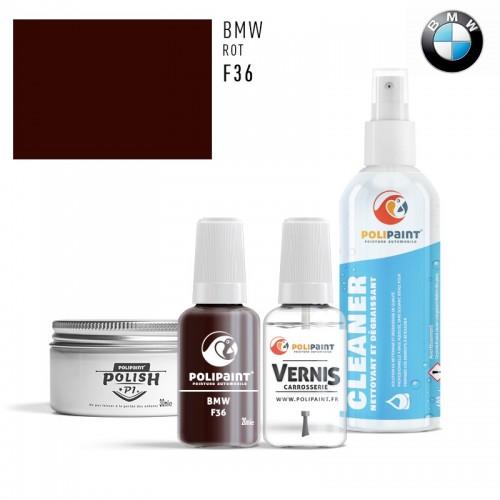 Stylo Retouche BMW F36 ROT