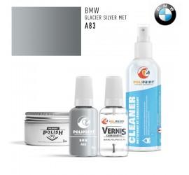A83 GLACIER SILVER MET BMW