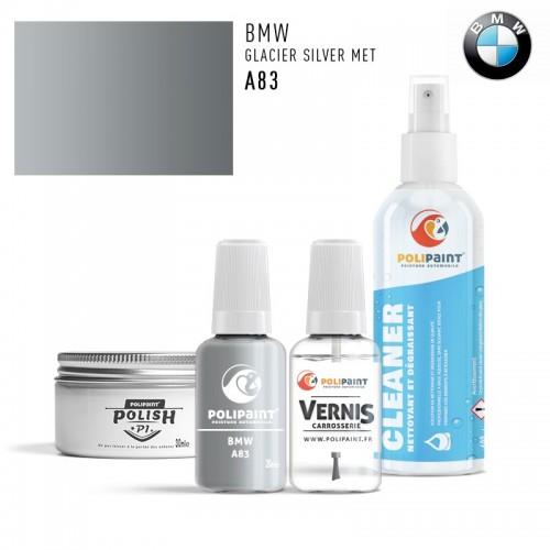 Stylo Retouche BMW A83 GLACIER SILVER MET