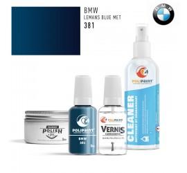 381 LEMANS BLUE MET BMW