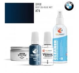 A76 DEEP SEA BLUE MET BMW