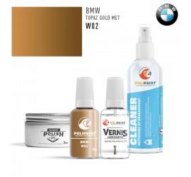 W02 TOPAZ GOLD MET BMW