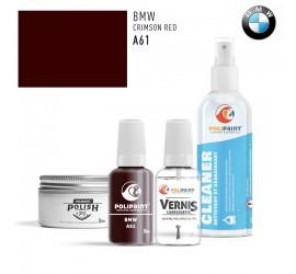 A61 CRIMSON RED BMW