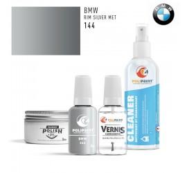 144 RIM SILVER MET BMW