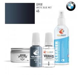 45 ARCTIC BLUE MET BMW