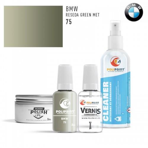 Stylo Retouche BMW 75 RESEDA GREEN MET