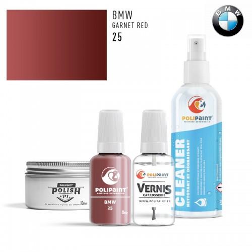Stylo Retouche BMW 25 GARNET RED