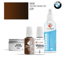 C29 CHESTNUT BRONZE MET BMW