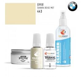 443 SAHARA BEIGE MET BMW