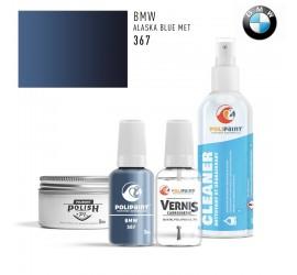 367 ALASKA BLUE MET BMW