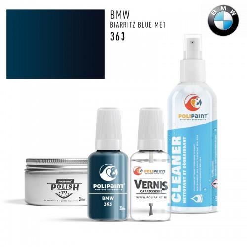 Stylo Retouche BMW 363 BIARRITZ BLUE MET