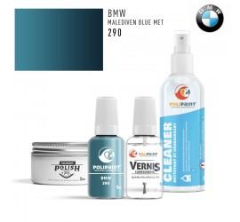 290 MALEDIVEN BLUE MET BMW