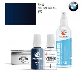 297 MONTREAL BLUE MET BMW
