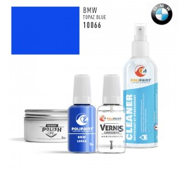 10066 TOPAZ BLUE BMW